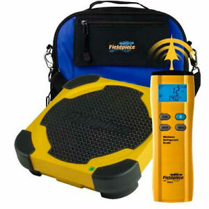 Fieldpiece Srs3 Wireless Refrigerant Scale With Padded Case 0 252 Lbs Brand New