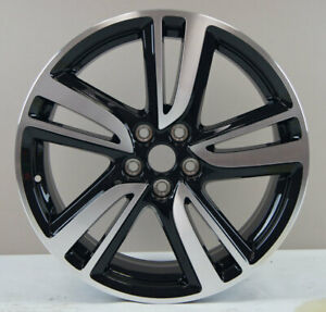 2016 2018 Chevy Cruze Wheel 18 X 7 5 Gloss Black 5 Split Spoke New 84012907