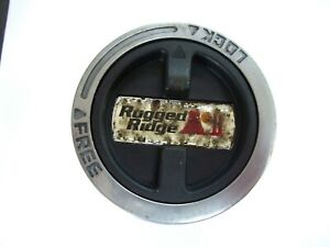 98 99 00 2000 Ford Ranger Rugged Ridge Single Manual Lockout Locking Hub