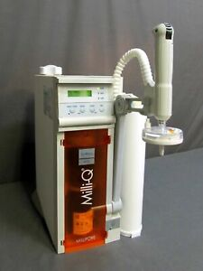 Millipore Milli q Synthesis A10 1lpm Water Purification System