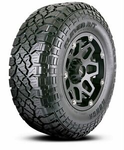 2 New Kenda Klever R T Lt 265 70r17 Load E 10 Ply A T All Terrain Tires