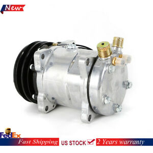 A c Compressor Clutch Co 9285c For 84 90 Jeep Wrangler Cherokee Sanden Sd508 Us