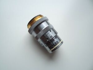 Lens Apo vi f 70x1 23 Phase With Correction Ring Lomo For Microscope