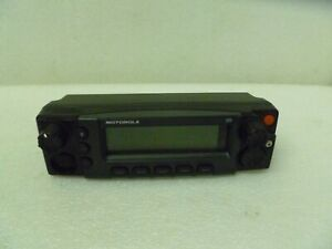 Motorola O5 Control Head For Apx Xtl5000 Mobile Two Way Radio Hln6911h Hln7013c