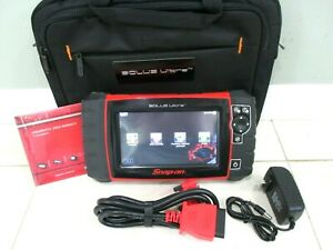 Snapon Solus Ultra Diagnostic Full Function Scanner Dom Asain Euro 19 2