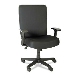 Alera Xl Series Big And Tall High back Task Chair black Cp110 New