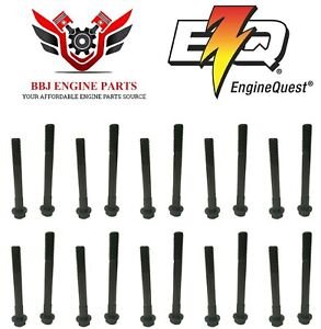 Enginequest Ford 429 460 New Cylinder Head Bolt Set 1968 1997