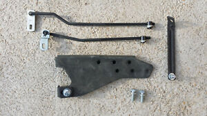 Linkage Kit Hurst Dual Syncro Loc Shifter Chevelle Corvette Impala Muncie 3speed