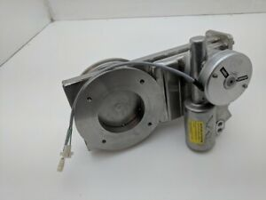 Motor Driven 4 Vat High Vacuum Stainless Gate Valve F14 78568 01 Free Shipping