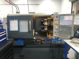 Haas St 10 Lathe With Y Axis Live Tooling
