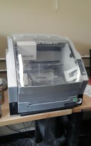 Great Used Roland Dwx 50 Dental Milling Machine For Cad cam W Software Dongle