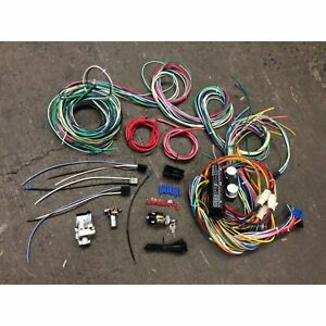 1963 66 Chevy C10 Wiring Harness Gmc Keyed Ignition Headlight Dimmer Switch K10