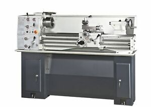 Eisen 1340ghe Precision Bench Lathe With Dro Stand 1 5hp Single phase 220v