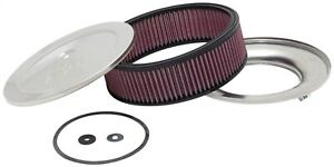 K N Filters 60 1120 Custom Air Cleaner Assembly With Racer Mind And Air Filter