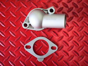 Thermostat Housing Gm 3877660 Aluminum Waterneck Reproduction Chevrolet Like Oem