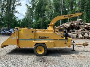 Vermeer Bc1800 With Only 1653 Original Hours 2768
