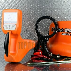 Ditch Witch Subsite Utiliguard T5 Cable pipe Locator Underground Utility Tracer