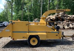 Vermeer Bc1800 In Excellent Condition 2770