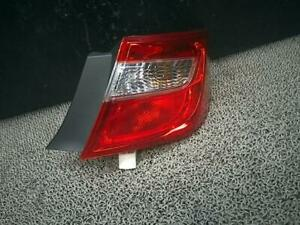 Camry Right Tail Lamp 81550 33550 Toyota Daa avv50 used Parts august 2012 Model