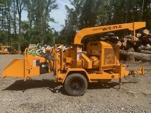 Woodchuck Wc 11 With Only 766 Original Hours 2773