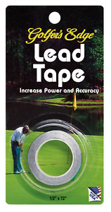 Unique Golf Lead Weight Tape For Putter & Club Golfer Accessory