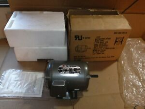 New Old Stock Toyang Tme 202 1 4 Hp Electric Motor 1720 Rpm 115v 60hz