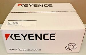 New Keyence Lj v7300 Ultra high Speed In line Profilometer Sensor Head