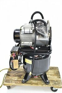 Great Used Matrx Air Max Ol 3 Dental Air Compressor For Operatory Pressure