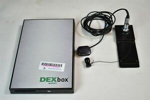 Dexis Dexbox 601 Dental X ray Sensor Unit For Digital Images Sold As is