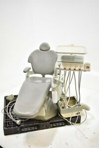 Pelton Crane Sp Dental Exam Patient Chair W Operatory Delivery System