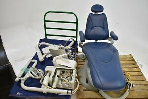 Pelton Crane Sp30 Dental Exam Patient Chair W Operatory Delivery System