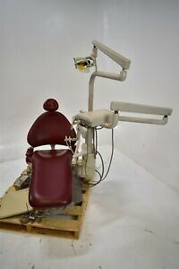 Great Used Adec 1040 Dental Exam Patient Chair W Operatory Delivery System