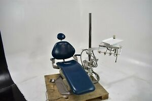 Adec Great Used 1020 Dental Exam Patient Chair W Operatory Delivery System