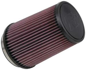 K N Air Filter Filtercharger Conical Cotton Gauze Red 4 Dia Inlet Ea Ru 2590