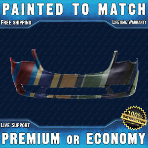 New Painted To Match Front Bumper For 2011 2016 Chrysler Town Country 11 16