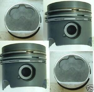 Vw 1 6 Diesel Turbo Diesel Na Pistons With Rings Jetta Golf Rabbit Quantum
