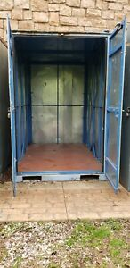 8 Foot By 5 Foot Storage shipping Container