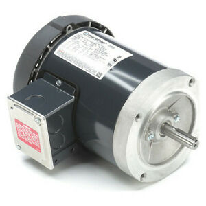 Marathon Motors 056t34f99009 General Purpose Motor 1 Hp 3 0 1 5a