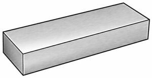 Zoro Select 2hke9 Flat Stock steel 4140 3 8 X 2 In 3 Ft L