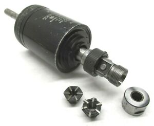 Tapmatic 6 To 1 2 Reversible Tapping Head Attachment W 1 2 Shank 50 Tc dc