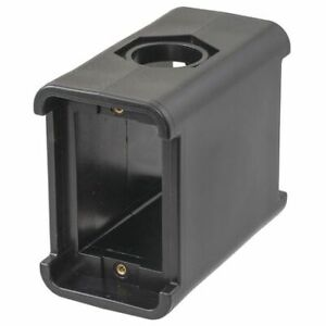 Hubbell Wiring Device kellems Hbl3080bk Portable Outlet Box 2inlet 19cu In
