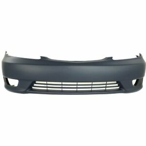 New Bumper Cover Front For Toyota Camry 2005 2006 To1000285 5211906908 4 Door