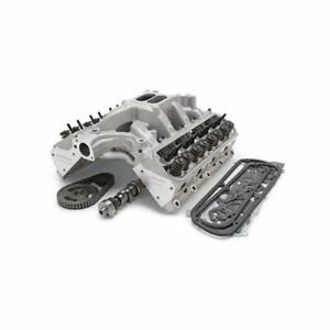 Edelbrock Total Power Package 460 Hp Small Block Chevy Top End Engine Kit 2093