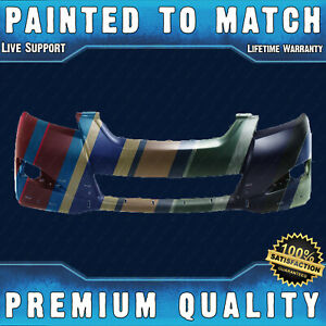 New Painted To Match Front Bumper Cover Fascia For 2009 2013 Toyota Matrix 09 13