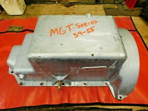 Mg Td Tc Tf Oil Pan Early Smooth Case Original