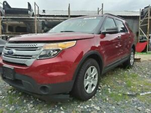 Roof With Roof Rack Rails Without Sunroof Fits 11 15 Explorer 305522