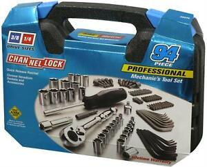 Channellock 94 Piece Mechanic S Tool Set 39070