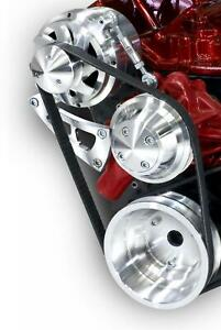 March Performance Chevy Small Block Serpentine Conversion Kit 22010