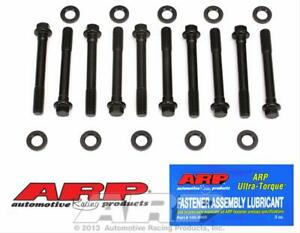 Arp Main Bolts 2 bolt Main High Performance Large Journal Chevy Small Block Kit