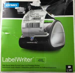 Dymo Labelwriter 4xl Label Thermal Printer Black Preowned